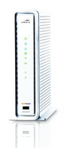ARRIS SURFboard AC1900 DOCSIS 3.0 WiFi Cable Modem Router (SBG69000AC)