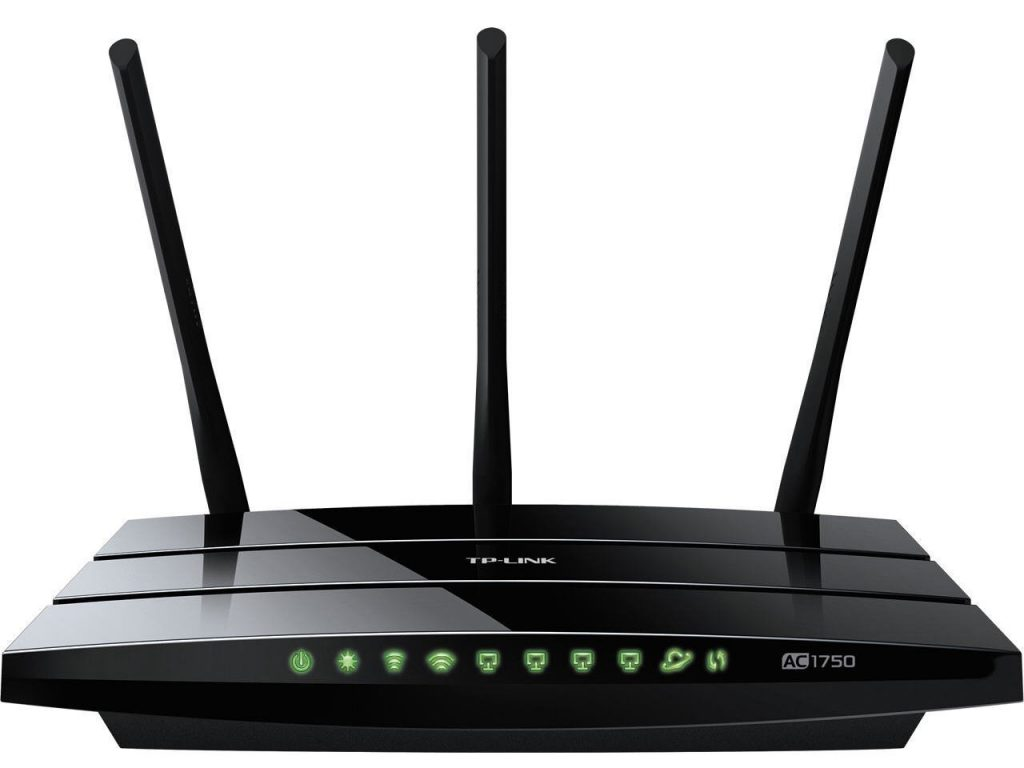 TP-Link Archer C7 Wireless Dual Band Gigabit Router (AC1750)