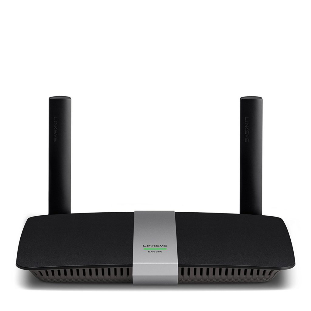 Linksys EA6350 Wi-Fi Wireless Dual-Band