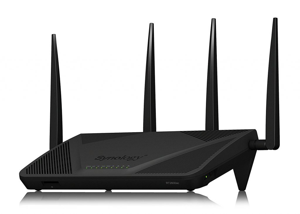 Synology RT2600AC Wi-Fi AC 2600 Gigabit router