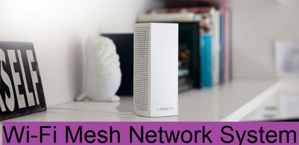 Wi-Fi Mesh Network System