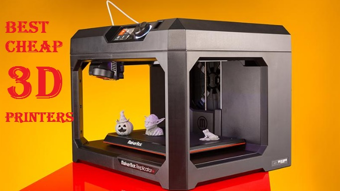 best cheap 3d printers under $500 and $1000