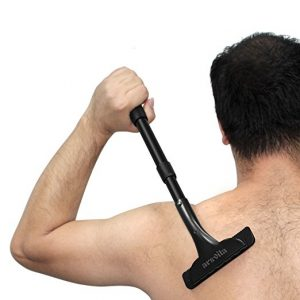 arsvita Back Hair Shaver razor / Body Shaver for men