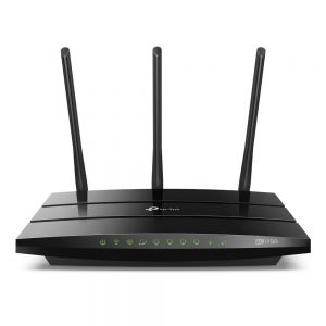 TP-Link Archer AC1750 Smart WiFi Router – Dual Band Gigabit, Qualcomm Inside (C7)