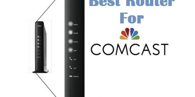 Top 7 Best Router for Comcast Xfinity 2018