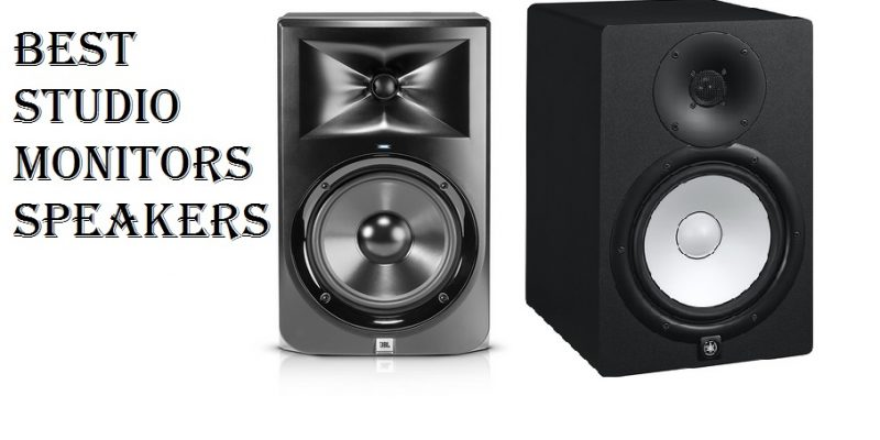 2018 Best Studio Monitors Speakers for your Home | Buyer's Guide